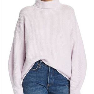French Connection Urban Flossy Ribbed Sweater